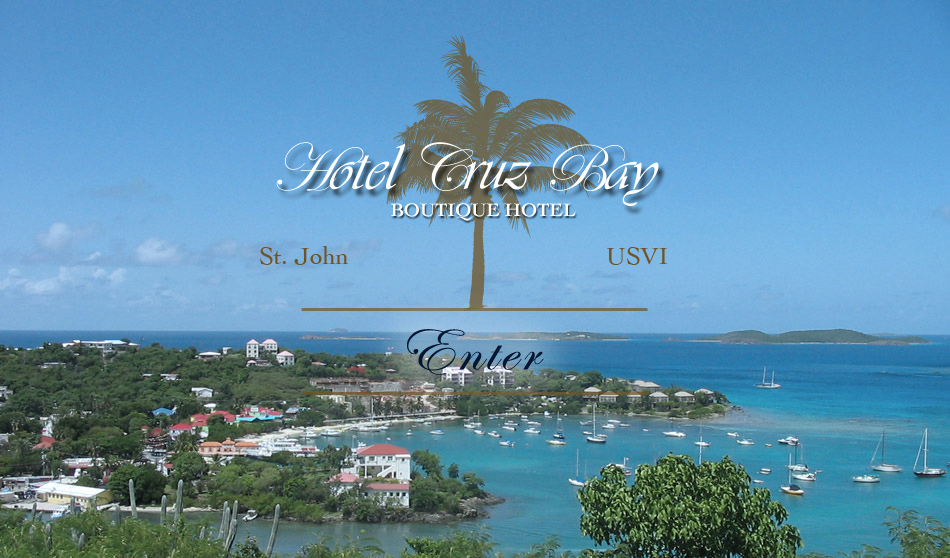 Click here to Enter Hotel Cruz Bay Boutique Hotel.